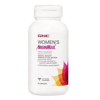 GNC女性柔媚复合维生素90片ArginMax女士孕前备孕综合调理