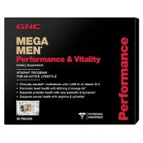 GNC  男性健康活力营养包 30包
