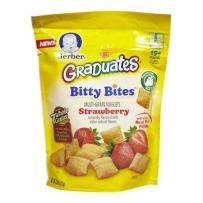 嘉宝 婴幼儿谷物草莓夹心小饼干 2袋装(71g*2)