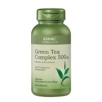 GNC健安喜 复合绿茶精华 500mg  100粒 防辐射 抗氧化  清仓