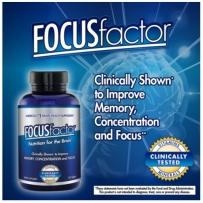 FOCUS factor® 成人健脑补充剂 150粒