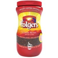 Folgers福爵 速溶咖啡 240杯