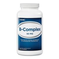 GNC 复合维生素B族 VB 50mg  250粒