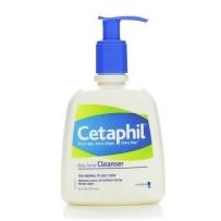 Cetaphil 丝塔芙洁面乳 237ml 适合混合及油性肌肤 温和保湿抗敏