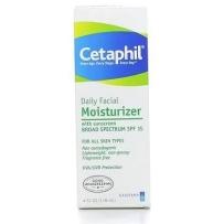 Cetaphil 丝塔芙 面部保湿广谱防晒乳液 SPF15 118ml 适合所有肤质