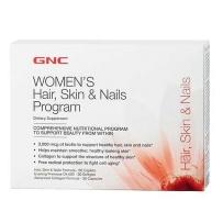 GNC 胶原蛋白 亮发美肌套装 30天装