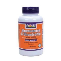 NOW Glucosamine Chondroitin with MSM 关节宝 60粒
