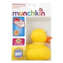 Munchkin麦肯奇 浴室戏水经典小黄鸭 感温防烫伤