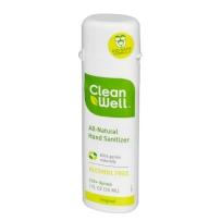 Clean Well  儿童天然杀菌免洗消毒洗手喷雾 无酒精