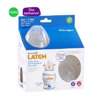 Munchkin 麦肯奇 LATCH 母乳实感奶瓶 118ml   单只装+1只奶嘴