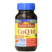 Nature Made  辅酶Q10液体软胶囊  100mg  40粒