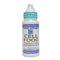 Cell Food 细胞食物浓缩液 30ml 富氧矿物质 FDA认证