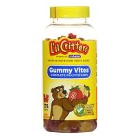 L'il Critters小熊糖Gummy Vites复合维生素软糖275粒