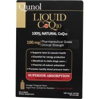 Qunol纯天然液体辅酶COQ-10 100mg 600ml