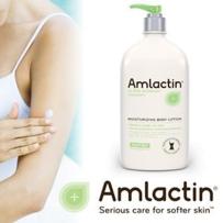 Amlactin 12%乳酸身体乳 润肤露 567g 去鸡皮粉刺鱼鳞