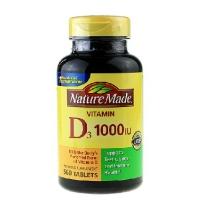 Nature Made  维生素D3 1000 IU 560粒