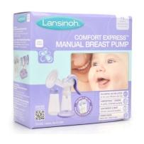 Lansinoh  手动便携吸奶器超值套装  国际母乳协会推荐