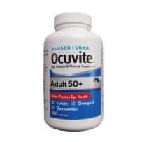 博士伦Ocuvite维生素叶黄素50岁以上护眼 150粒