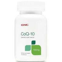 GNC 辅酶 CoQ10 100mg 150 粒 新老包装随机发货
