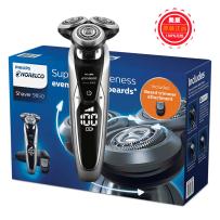 Philips飞利浦9850充电式旋转3刀头电动剃须刀电动刮胡刀