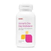 GNC女性复合维生素综合维生素60粒每日一粒One Daily