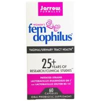 Jarrow Formulas 女性益生菌 60粒  用于妇科炎症