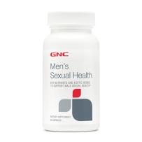 美国GNC健安喜男性强力持久硬增大保健品60粒补肾固精提高性能力