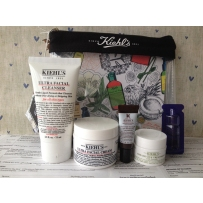 Kiehl's/科颜氏明星限量版超值套装5件套 高保湿+牛油果眼霜