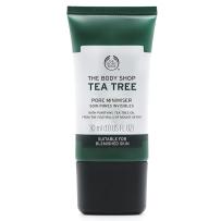THE BODY SHOP 茶树油控油收缩毛孔细致哑光精华乳液30ML
