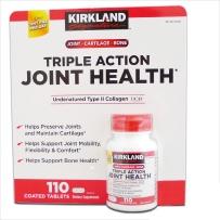 Kirkland 可兰 极致活性骨胶原蛋白维骨力 110粒