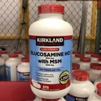 Kirkland 可兰 盐酸 氨基 葡萄糖 维骨力 , 375 粒