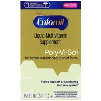 Enfamil 美赞臣婴儿综合维生素滴剂 不含铁 50ml