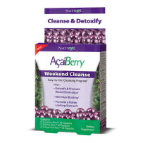 Natrol AcaiBerry Weekend Cleanse -- 1 Kit