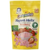 嘉宝  草莓酸奶小溶豆 2袋装 (28g*2)