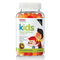GNC Kids儿童复合维生素水果口味软糖120粒