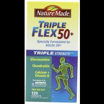 Nature Made TripleFlex 中老年维骨力 120粒