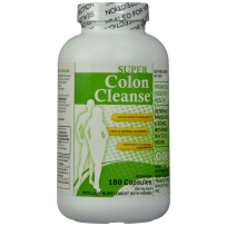 Super Colon Cleanse 超级结肠清 180粒