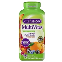 Vitafusion 美国进口成人维生素软糖 成人复合多种维生素软糖 260粒
