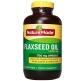 Nature Made 莱萃美 天唯美 有机亚麻籽油1400mg 300粒 调节三高 血液稀薄剂